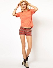 Pepe Jeans Tribal Shorts With Belt