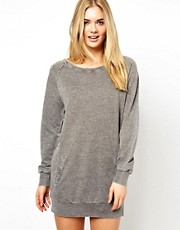 Vila Sweat Dress With Pockets