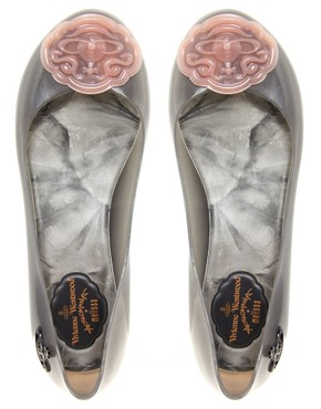 Image 3 ofVivienne Westwood for Melissa Ultragirl X Ballet Flats
