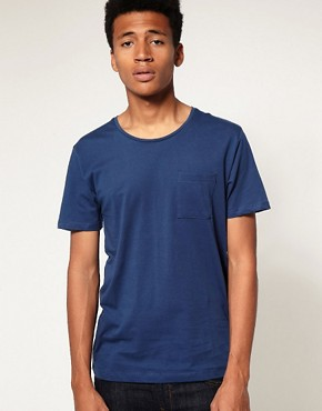Image 1 ofSelected Dave Short Sleeve T-Shirt