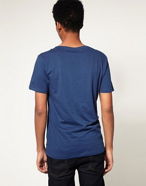 Image 2 ofSelected Dave Short Sleeve T-Shirt