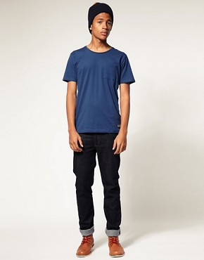 Image 4 ofSelected Dave Short Sleeve T-Shirt