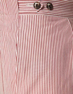 Image 3 ofHentsch Man Shorts Striped Hampton