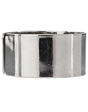 Image 2 ofASOS Adjustable Multipack Plain Band Rings