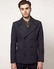 ASOS Peacoat