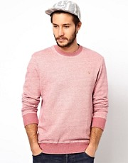 Farah Vintage Crew Neck Sweatshirt