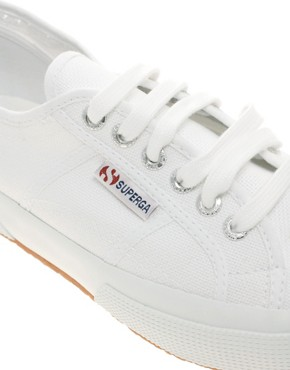 Image 2 ofSuperga 2750 Canvas Plimsolls