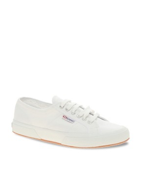 Image 1 ofSuperga 2750 Canvas Plimsolls