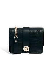 Whistles Mini Boundary Leather Bag