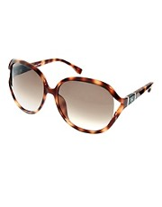 Michael Kors Butterfly Shape Shape Sunglasses