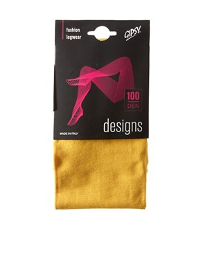 Image 3 ofGipsy 100 Denier Tights