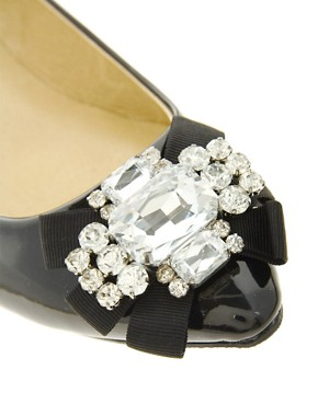 Image 2 ofALDO Cantona Jewel Flat Shoes