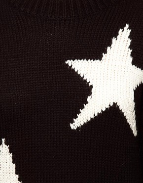 Image 3 ofASOS Star Jumper Dress