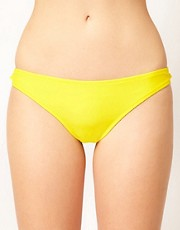 ASOS Laser-cut Ruffle Skirted Bikini Pant