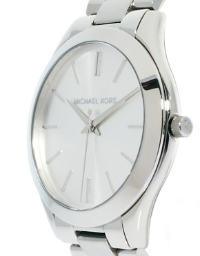 Image 3 of Michael Kors Slim Runway Watch MK3178