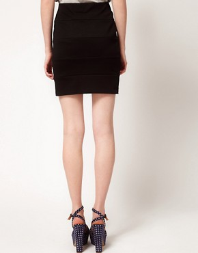 Image 2 ofA Wear Tube Pencil Skirt