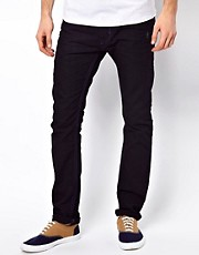 Diesel Jeans Thanaz Slim Fit 0601K Rinse Wash