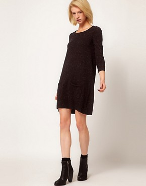 Image 4 ofRag And Bone/ JEAN Katherine Knitted Dress with Pockets