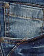 Image 4 ofASOS Dark Wash Skinny Jeans