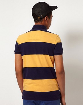 Image 2 ofSuperdry Rugby Tens Polo Shirt