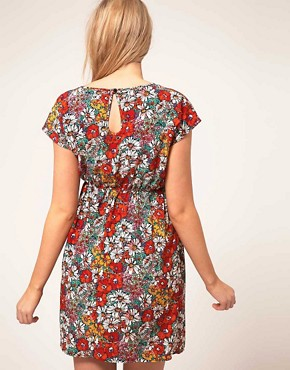 Image 2 ofASOS Maternity Skater Dress In Floral