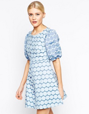 Ivana Helsinki Button Front Dress