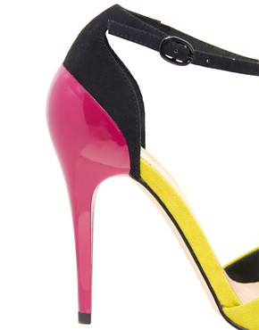 Image 2 of ASOS PRIORITY Pointed High Heels