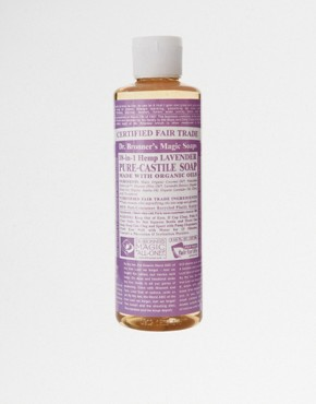 Image 1 of Dr. Bronner Organic Lavender Castile Liquid Soap 236ml