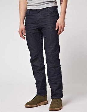 Image 1 ofG Star Motor 5620 3D Carrot Embro Jeans