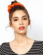 Goma para el pelo de punto de ASOS