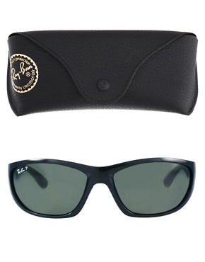 Image 2 of Ray-Ban Wrap Sunglasses