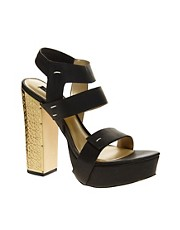 Senso Queenie Platform Strap Sandals