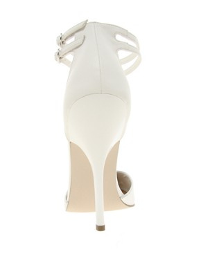 Image 2 ofASOS PRIOR Pointed High Heels
