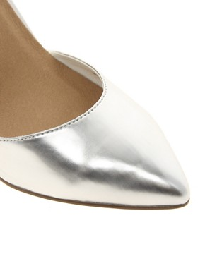 Image 4 ofASOS PRIOR Pointed High Heels