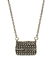 Pieces Gurla Purse Pendant Necklace