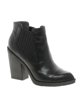 Image 1 ofBertie People Heeled Chelsea Boots