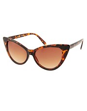 Jeepers Peepers Leia Tortoise Shell Sunglasses