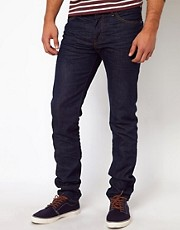 Levis 508 Regular Tapered Broken Raw