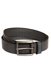 Religion Perforated Belt