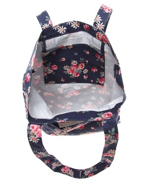 Image 2 ofCath Kidston Cotton Book Bag