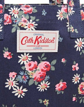 Image 4 ofCath Kidston Cotton Book Bag