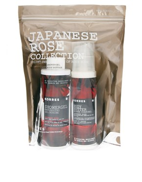 Image 3 ofKorres Limited Edition Japanese Rose Collection
