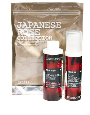 Image 1 ofKorres Limited Edition Japanese Rose Collection