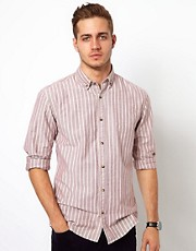 Selected Stripe Shirt