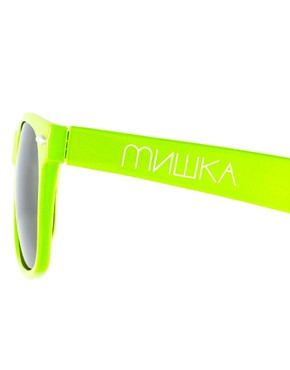 Image 4 ofMishka Wayfarer Sunglasses