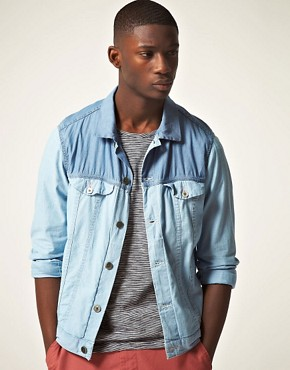 Image 1 ofPaul Smith Jeans Lightweight Denim Jacket