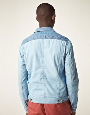 Image 2 ofPaul Smith Jeans Lightweight Denim Jacket