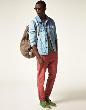 Image 4 ofPaul Smith Jeans Lightweight Denim Jacket