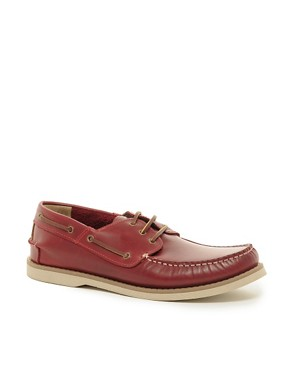 Image 1 ofALDO Swanteck Boat Shoes