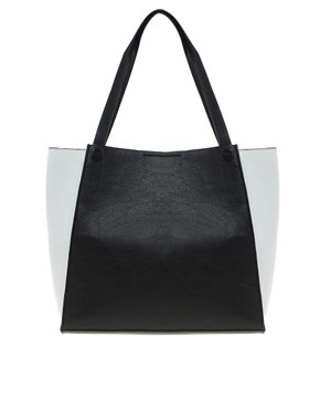 Image 1 ofNew Look Phoebe Winged Tote Bag